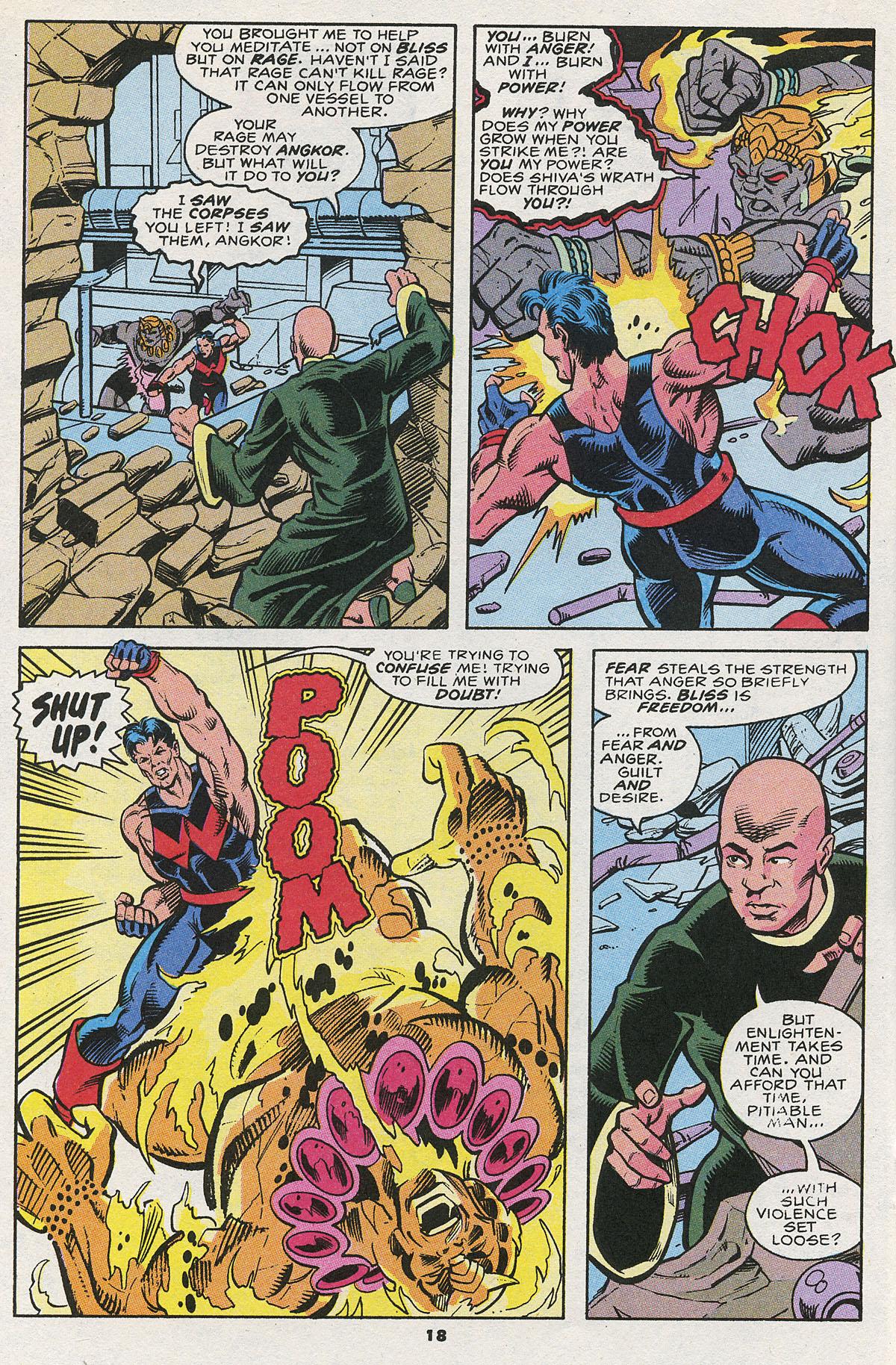Read online Wonder Man (1991) comic -  Issue #12 - 15