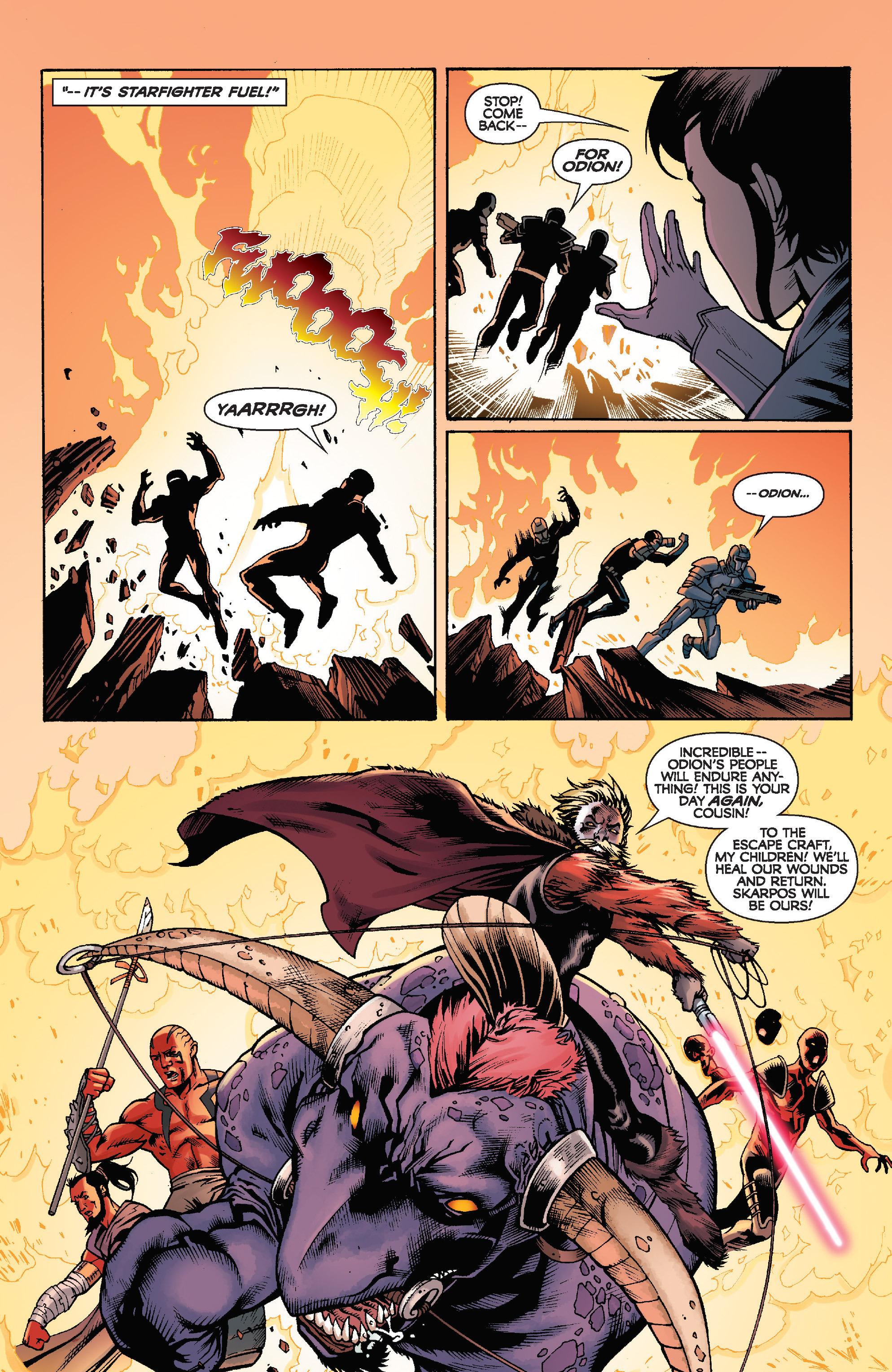 Read online Star Wars: Knight Errant - Escape comic -  Issue #1 - 13