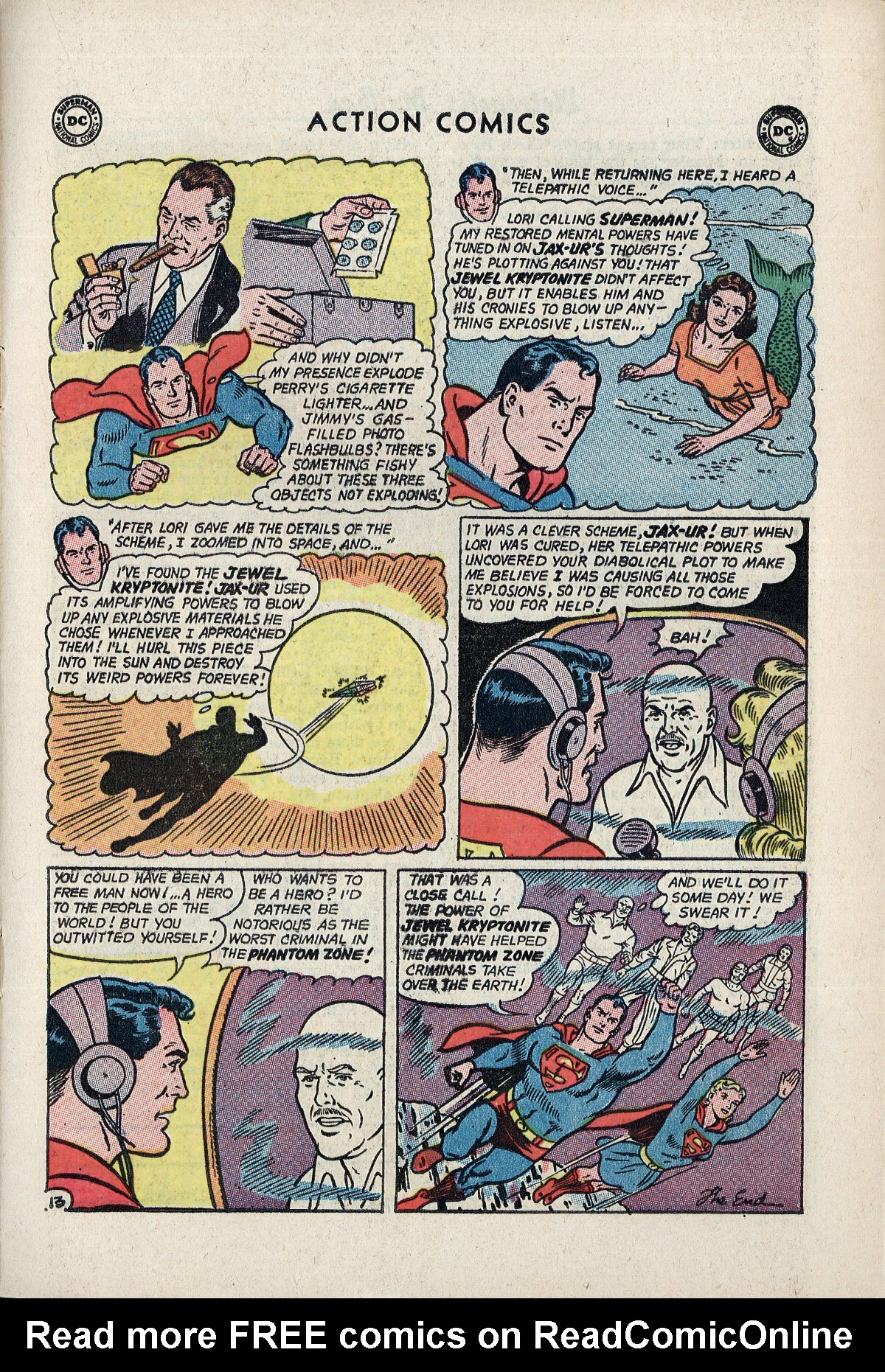 Read online Action Comics (1938) comic -  Issue #310 - 15