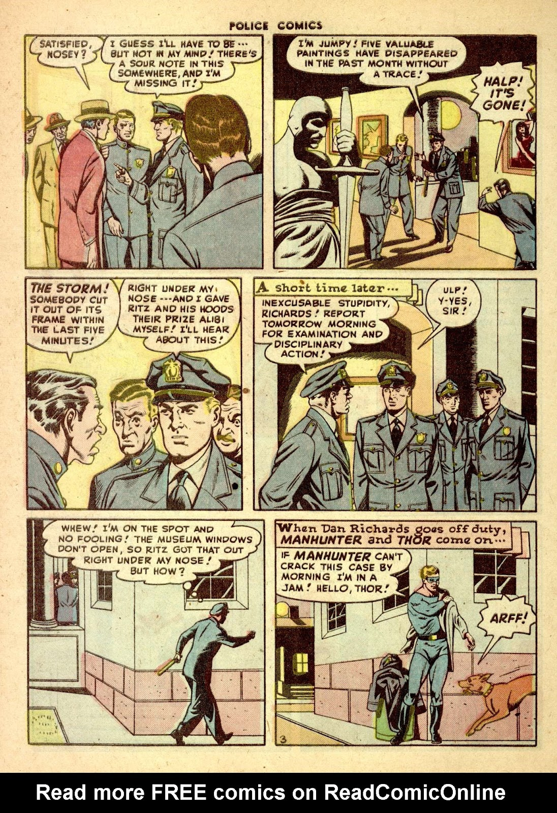 Police Comics issue 76 - Page 44
