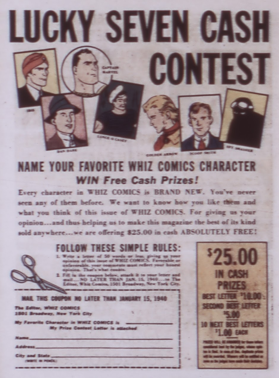 Read online WHIZ Comics comic -  Issue #1 - 66