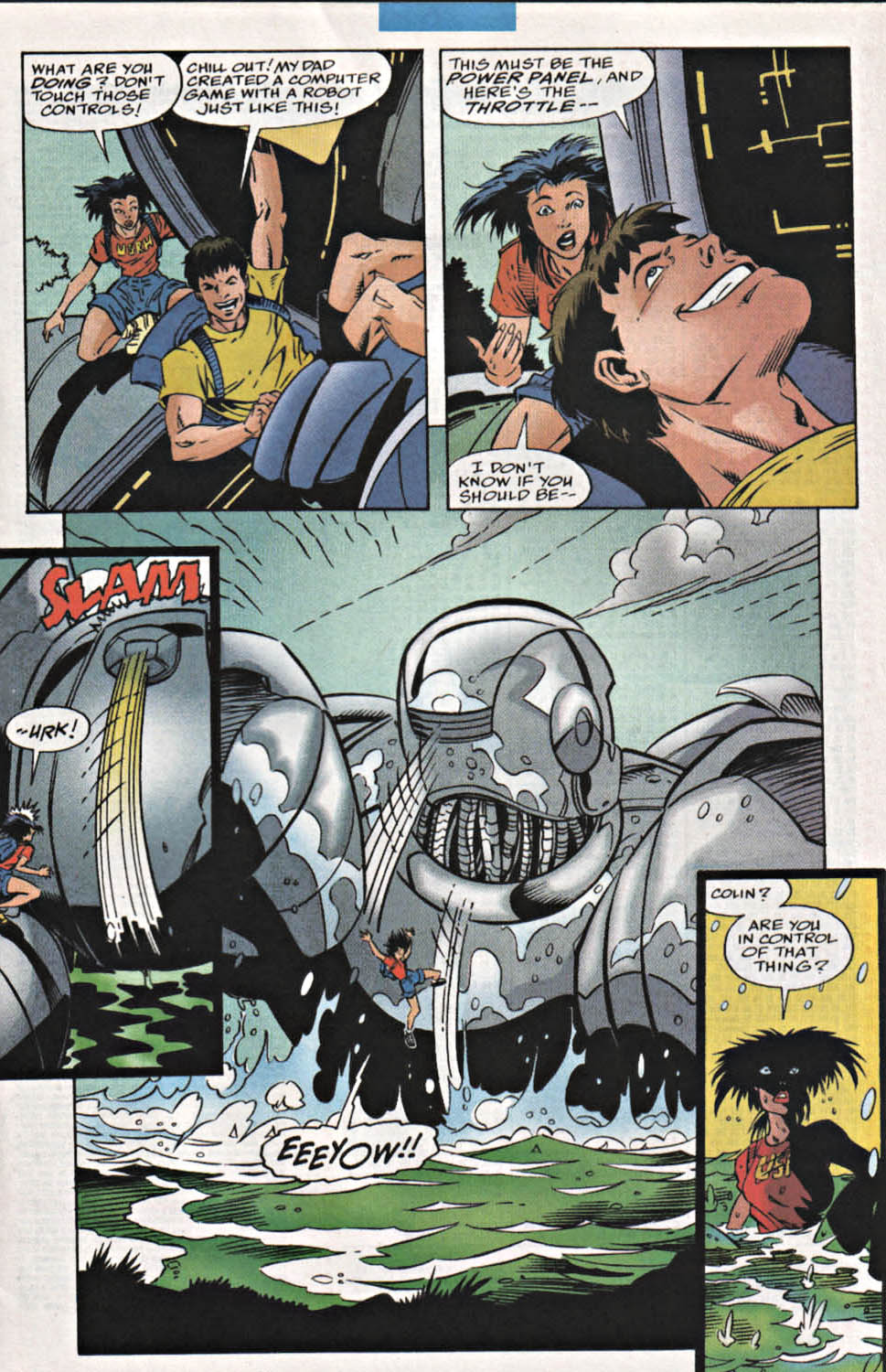 Wild Thing (1999) issue 5 - Page 7