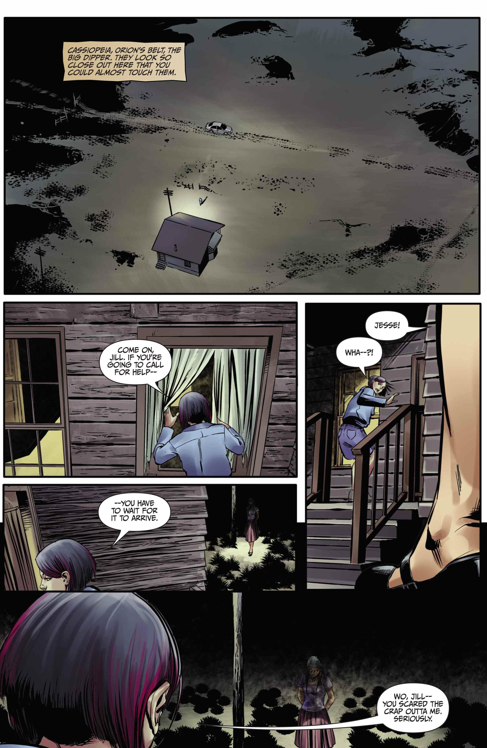 Read online Mercy Thompson comic -  Issue #5 - 22