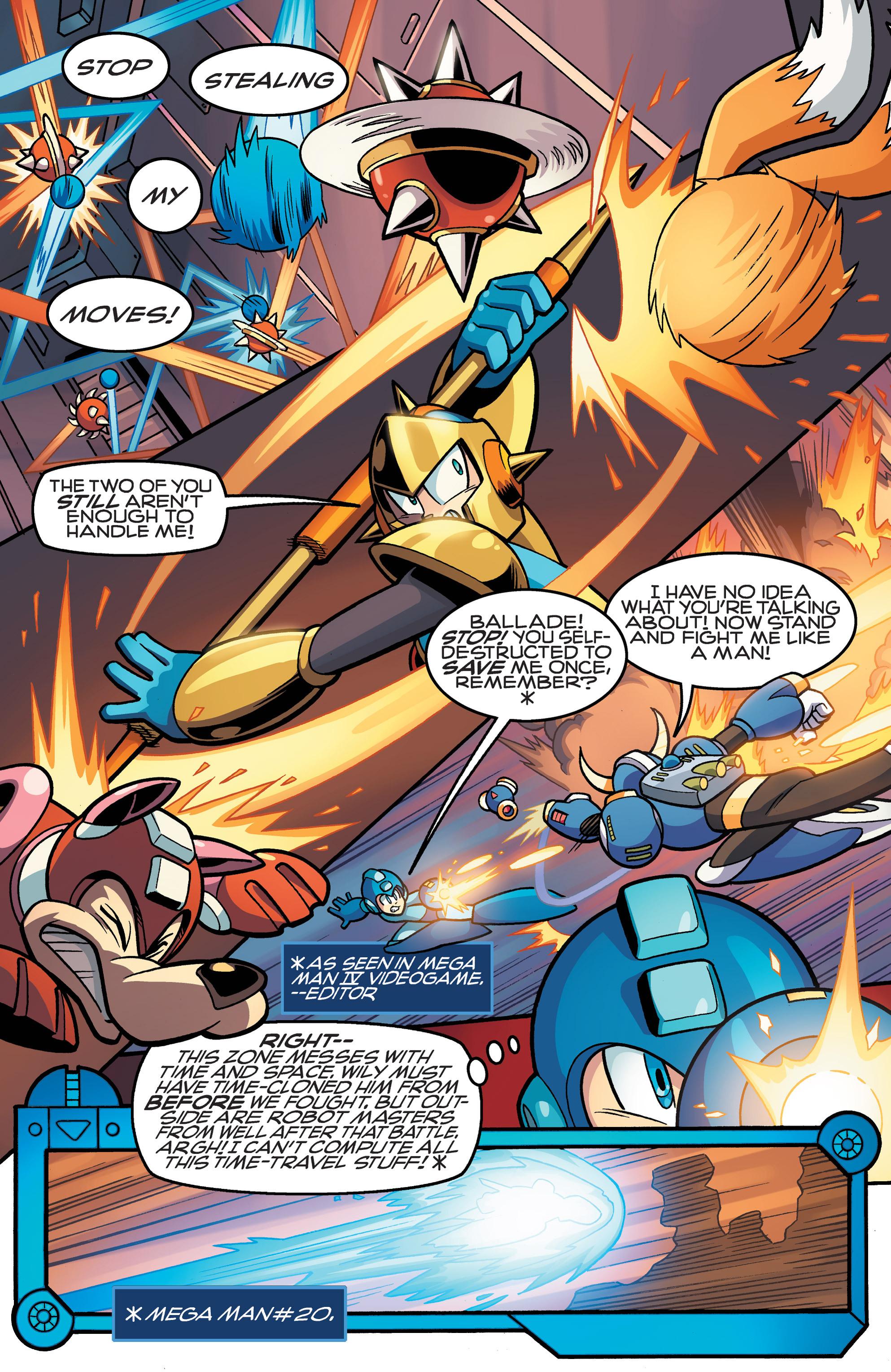 Read online Sonic Mega Man Worlds Collide comic -  Issue # Vol 3 - 59