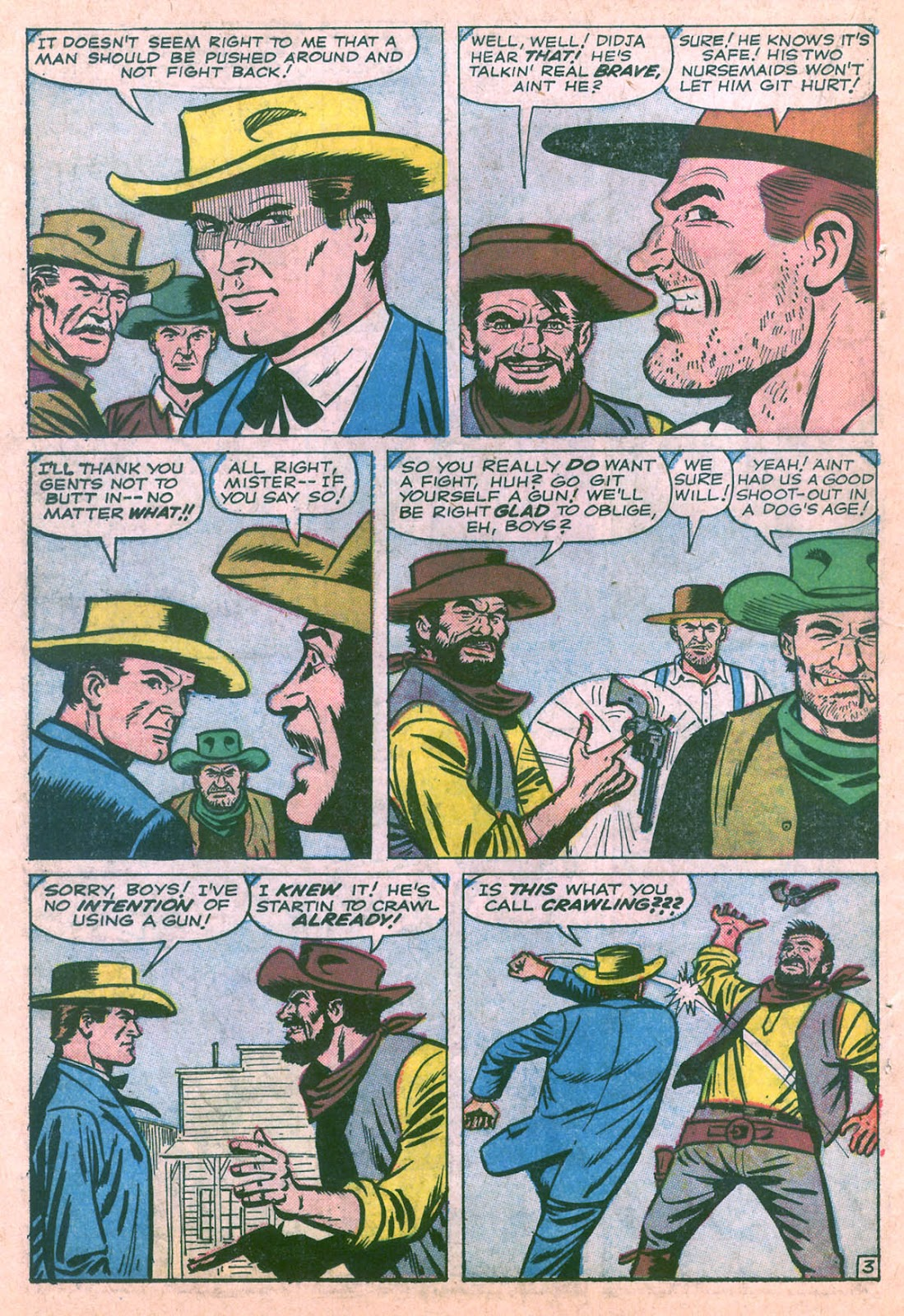 The Rawhide Kid (1955) issue 36 - Page 22