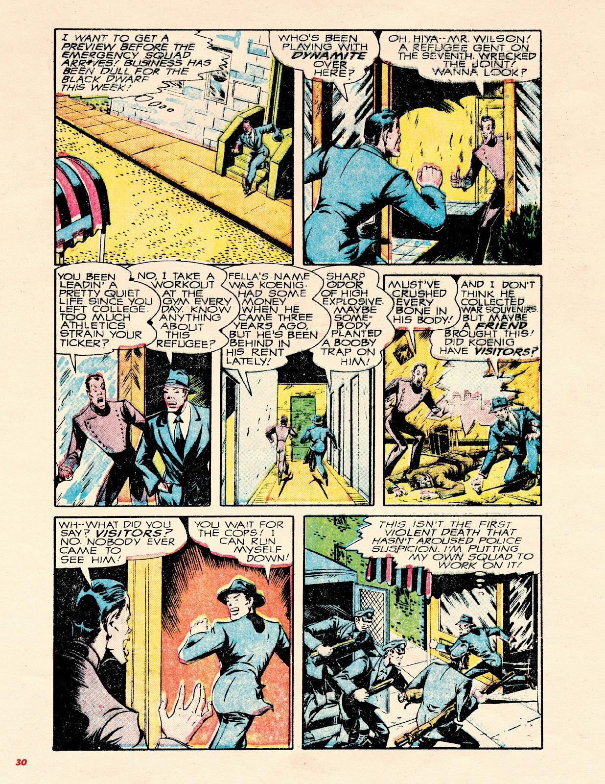 Read online Super Weird Heroes comic -  Issue # TPB 2 (Part 1) - 30