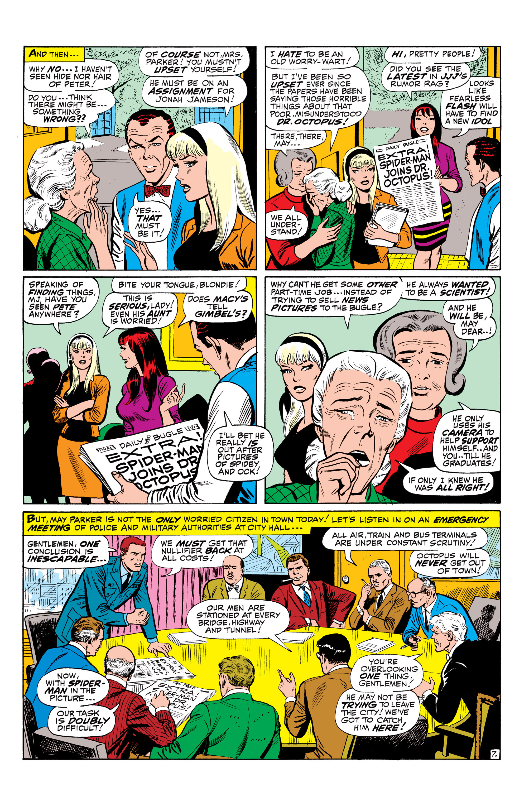 The Amazing Spider-Man (1963) 56 Page 7