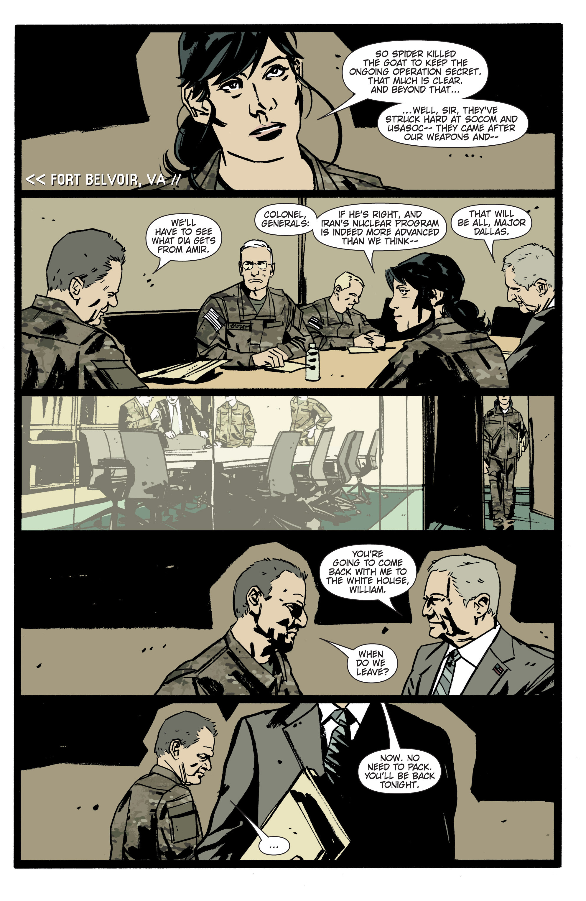 Read online The Activity comic -  Issue #14 - 22