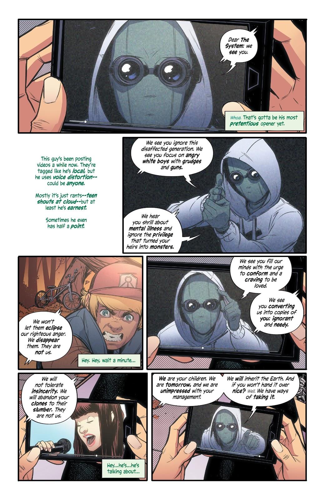 Read online Alienated comic -  Issue #3 - 3
