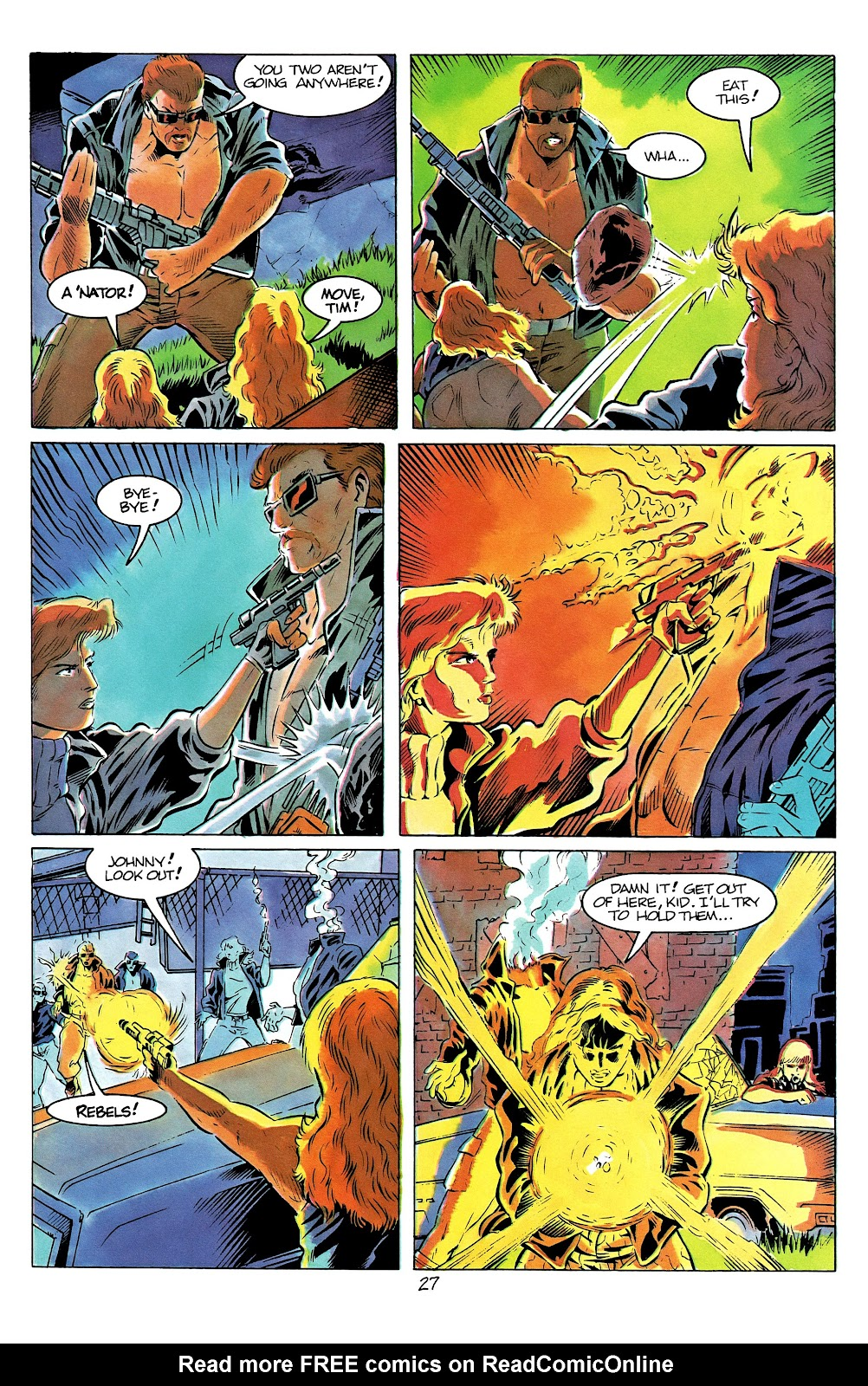 The Terminator (1988) issue 12 - Page 32