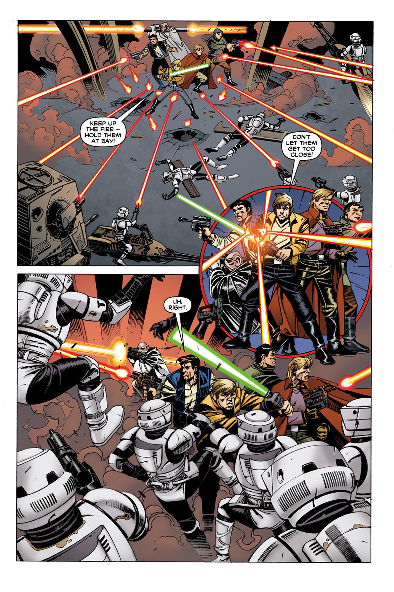 Read online Star Wars Omnibus comic -  Issue # Vol. 1 - 35