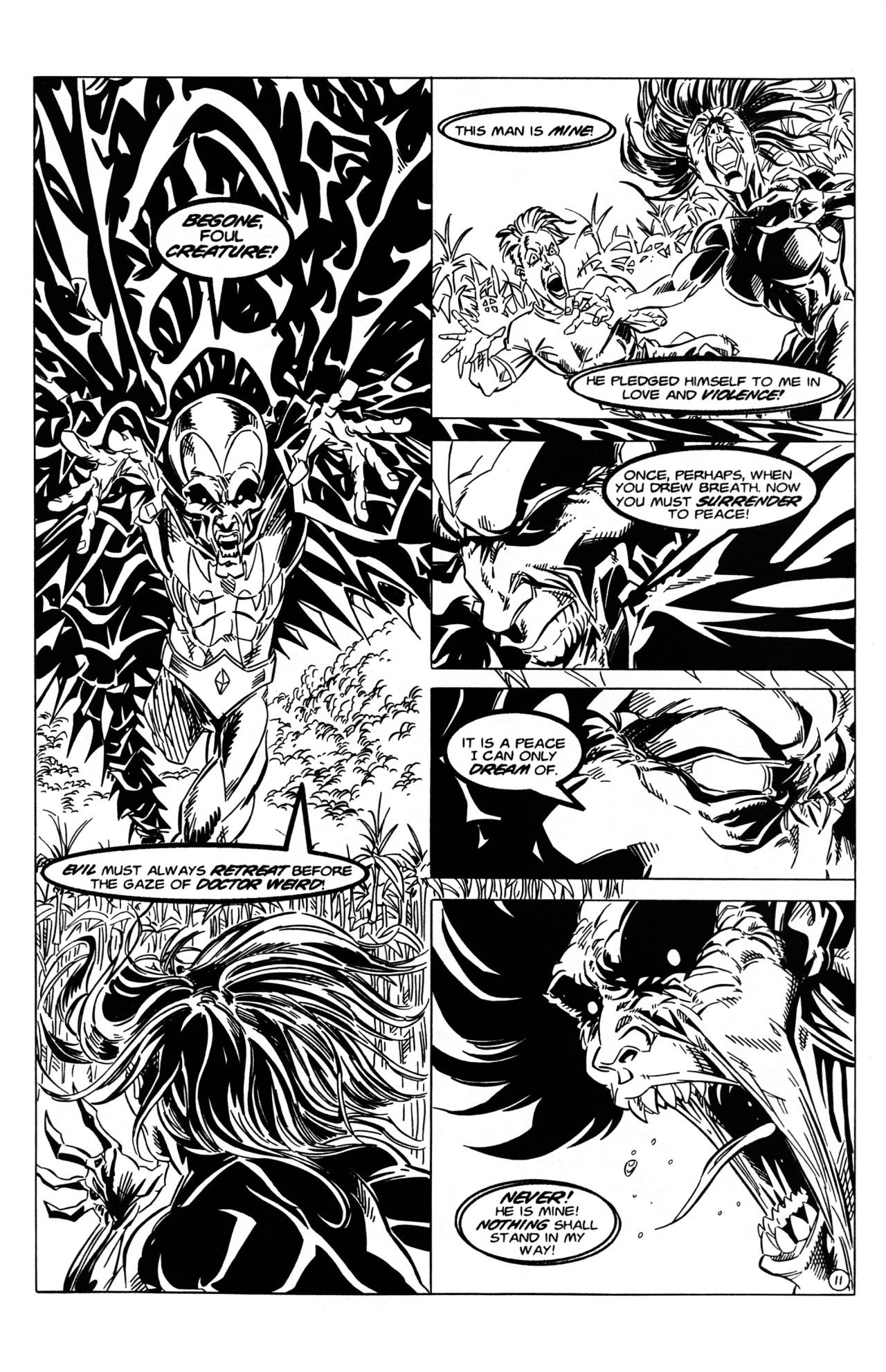 Read online Dr. Weird (1997) comic -  Issue #2 - 13