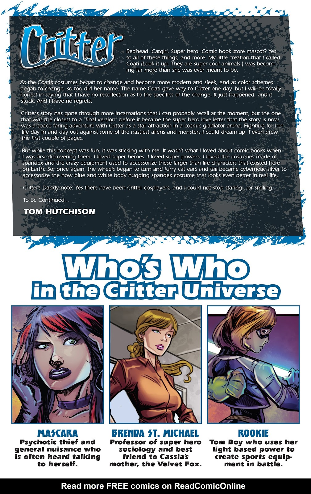 Read online Critter (2015) comic -  Issue #2 - 26