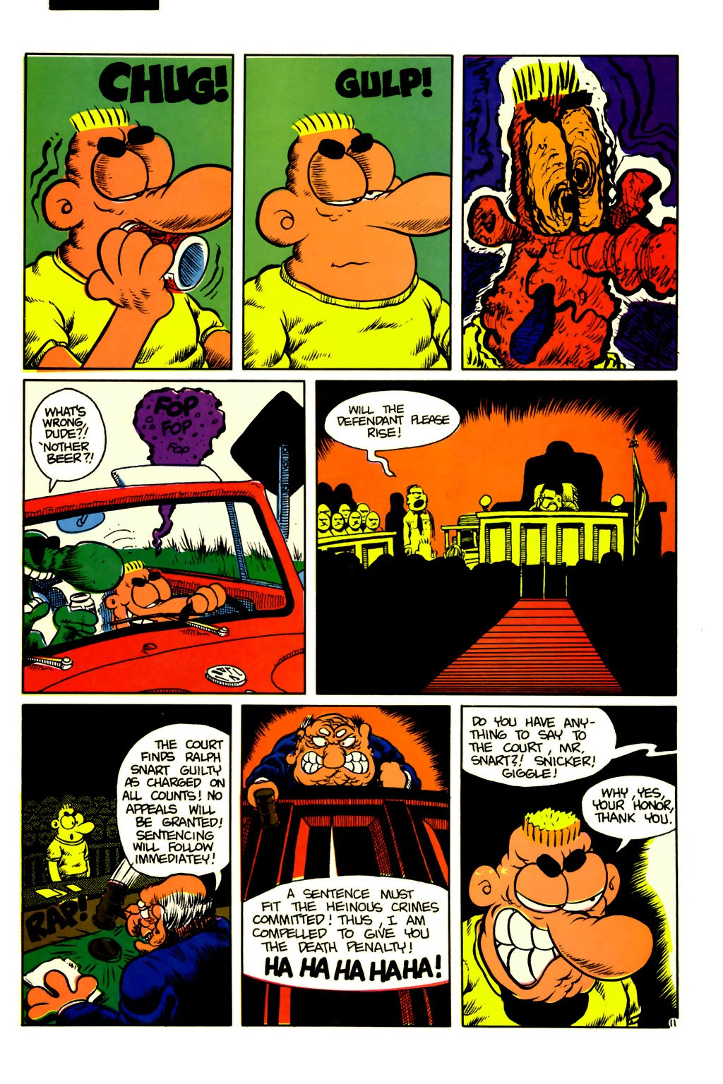 Ralph Snart Adventures (1988) issue 4 - Page 13