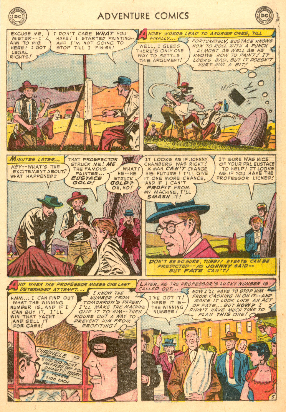 Read online Adventure Comics (1938) comic -  Issue #198 - 29