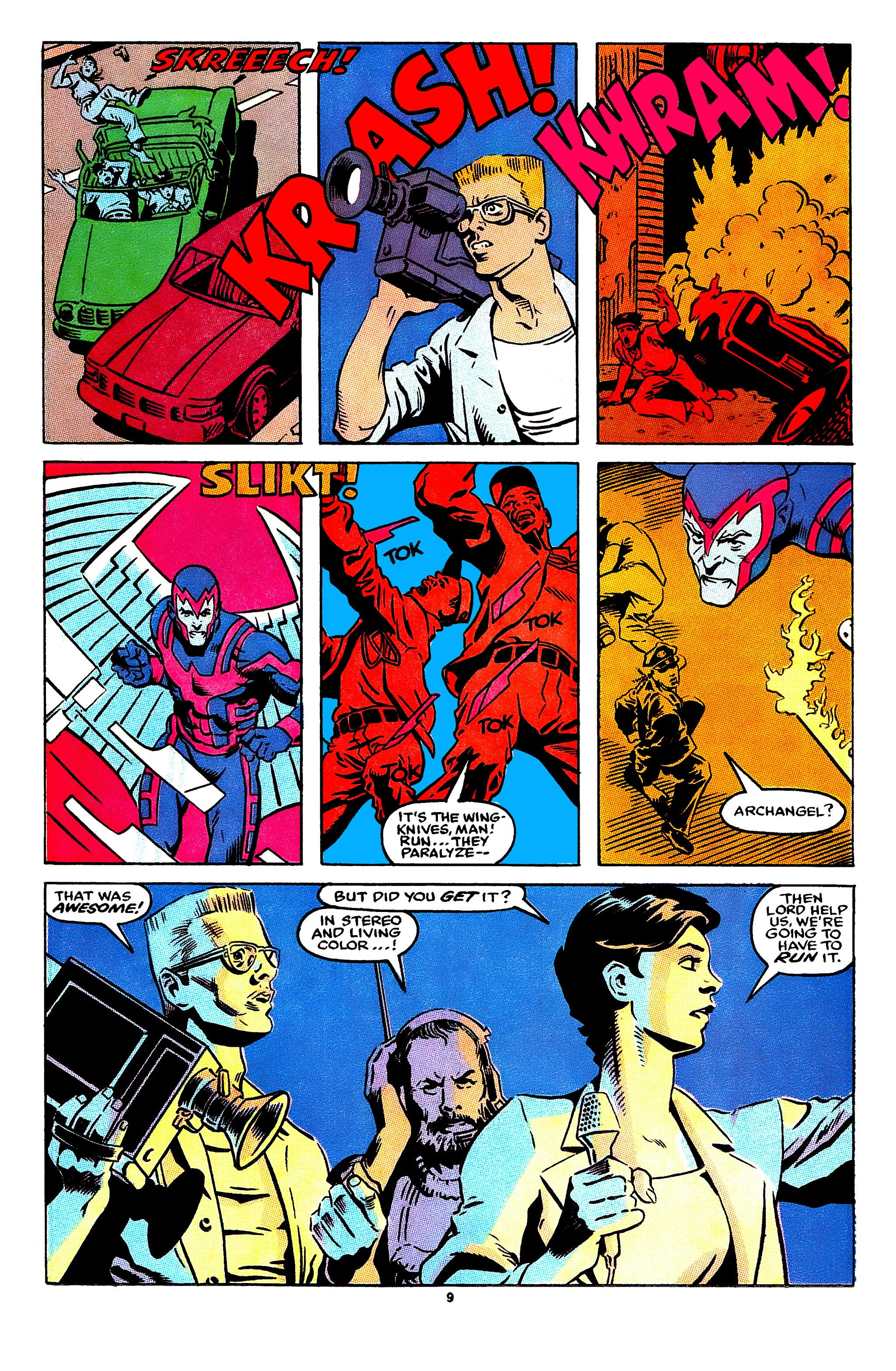 Read online X-Factor (1986) comic -  Issue #56 - 8