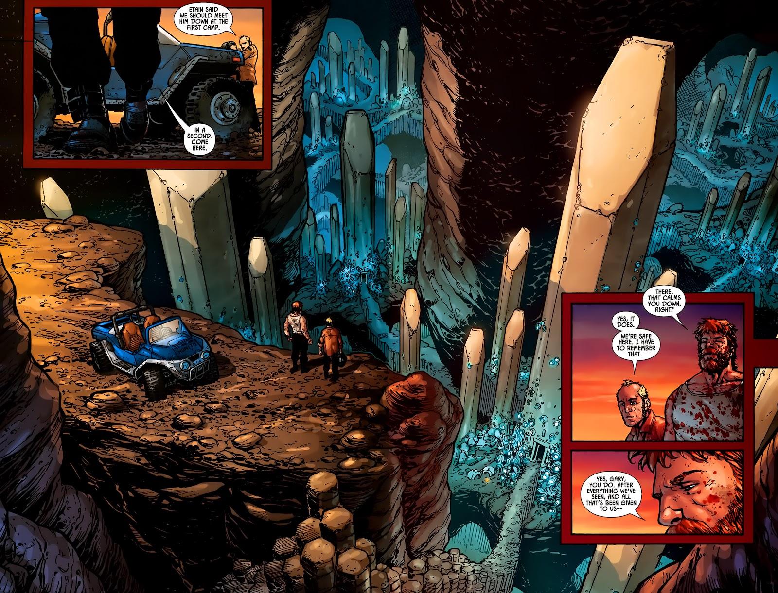 Read online Aliens (2009) comic -  Issue #1 - 22