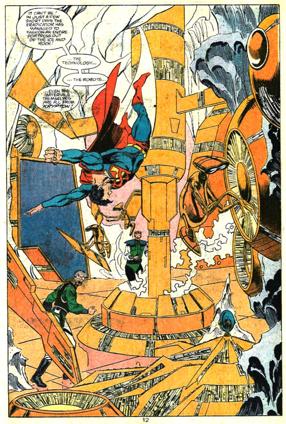 Read online Adventures of Superman (1987) comic -  Issue #460 - 13