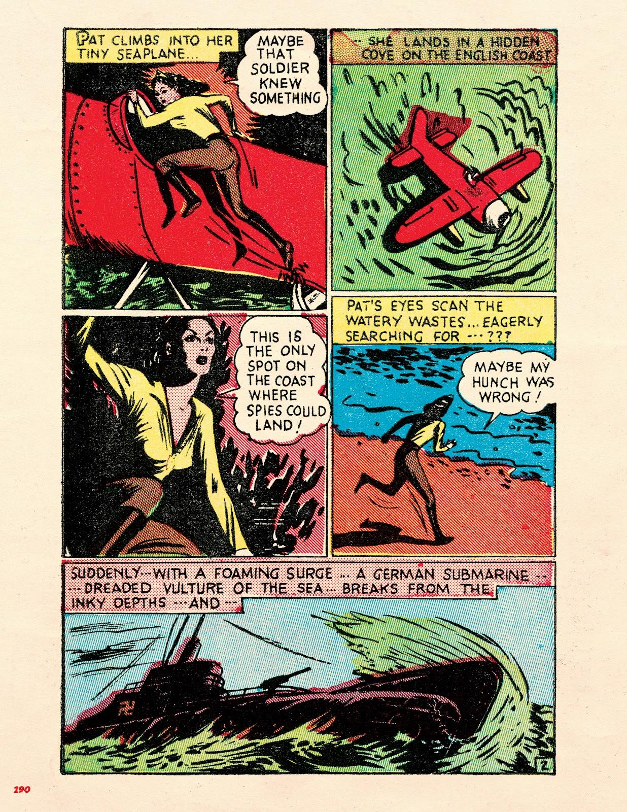 Read online Super Weird Heroes comic -  Issue # TPB 2 (Part 2) - 90