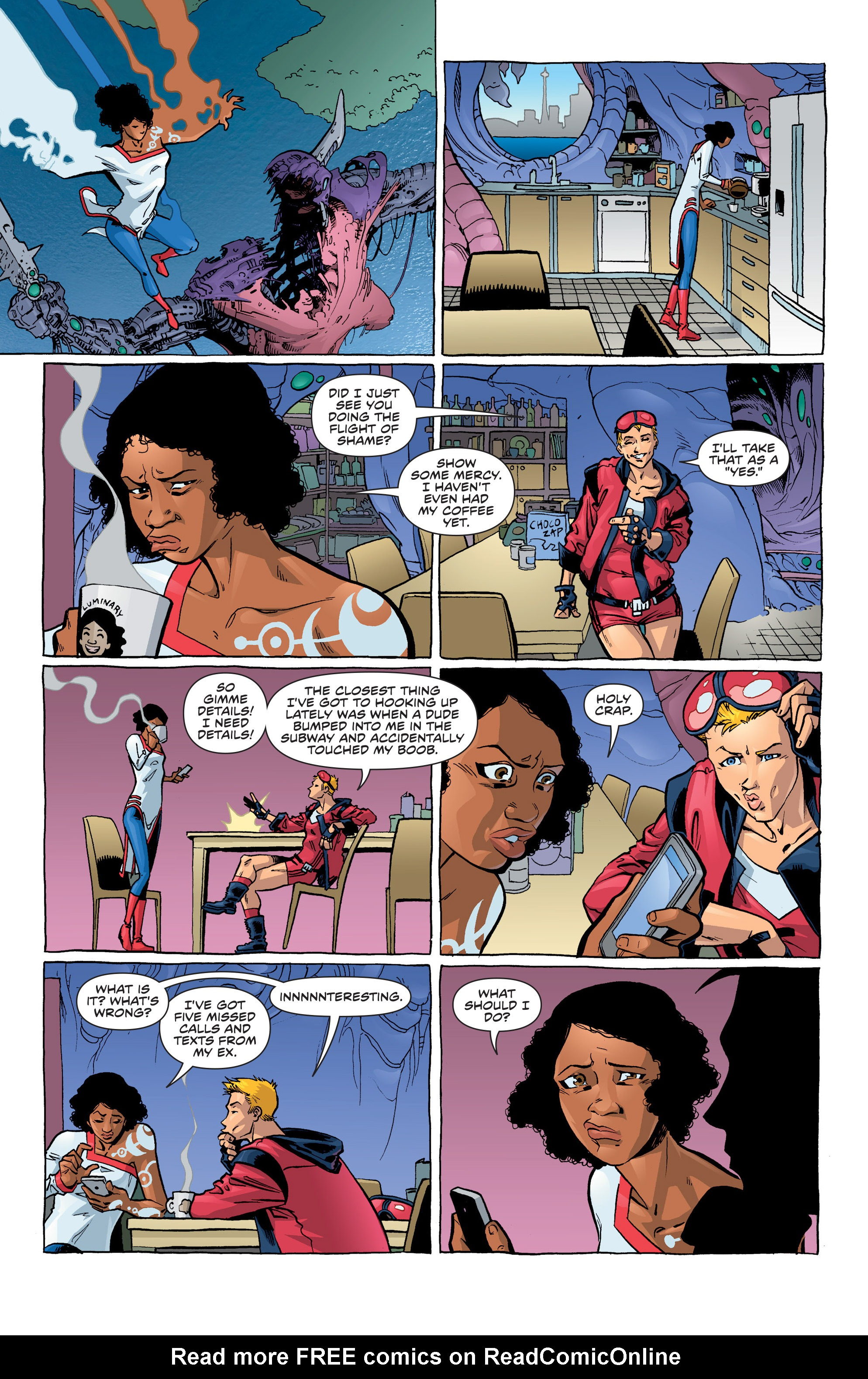 Read online Secret Identities comic -  Issue # _TPB - 126