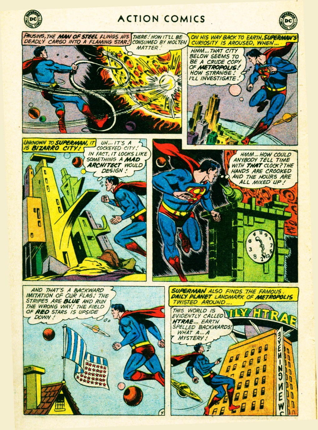 Read online Action Comics (1938) comic -  Issue #263 - 6