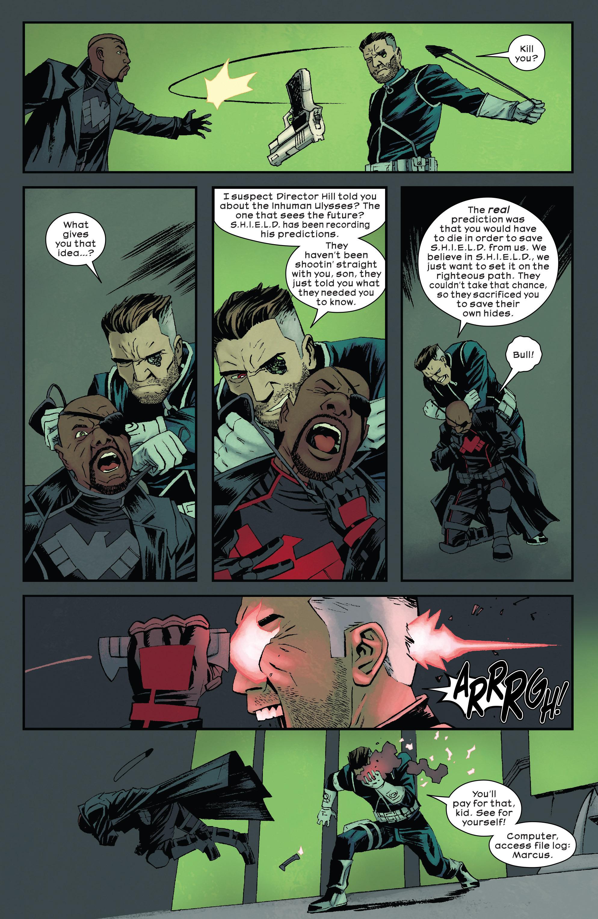 Read online Civil War II: Choosing Sides comic -  Issue #5 - 20