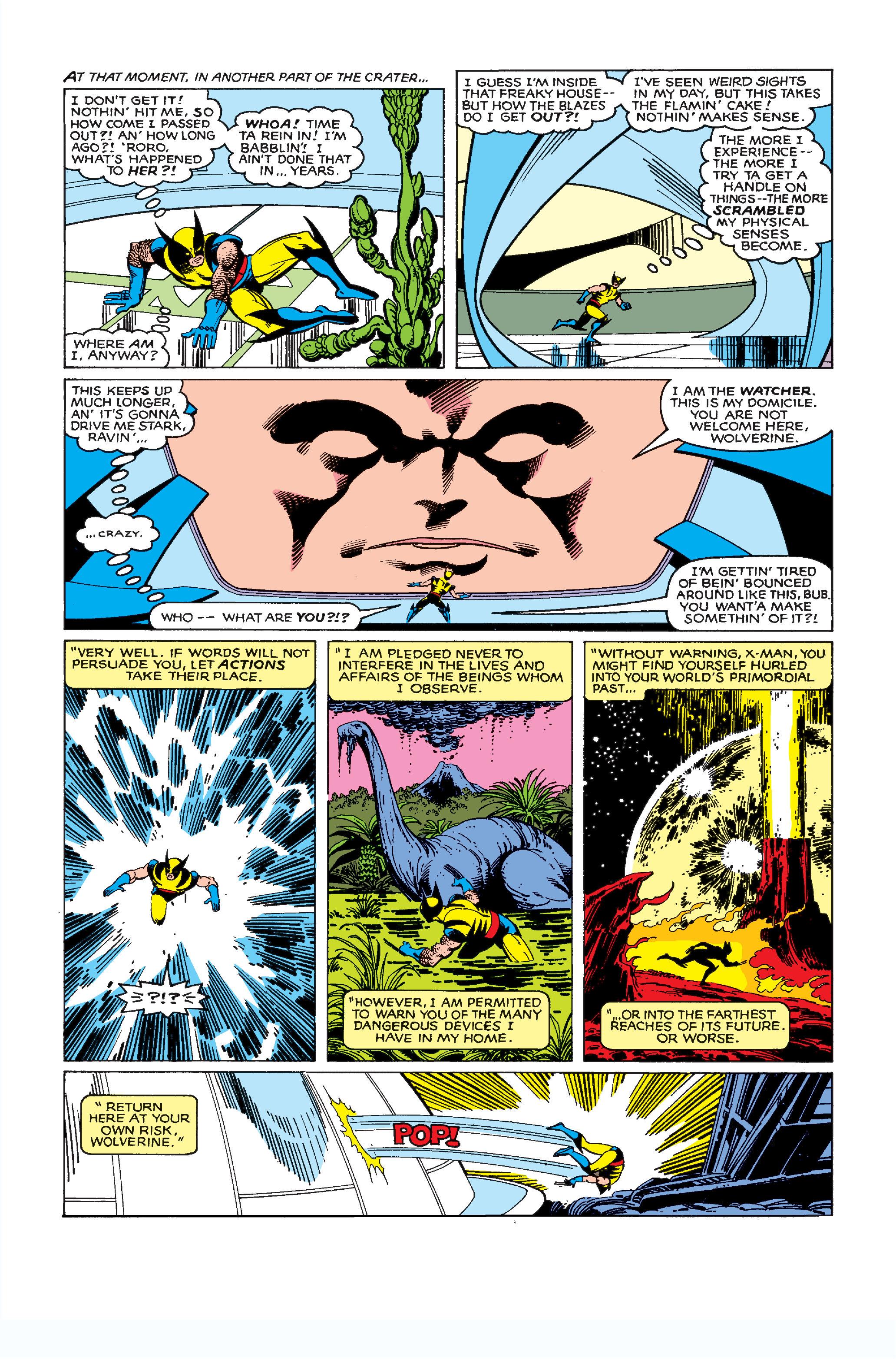 Uncanny X-Men (1963) 137 Page 20