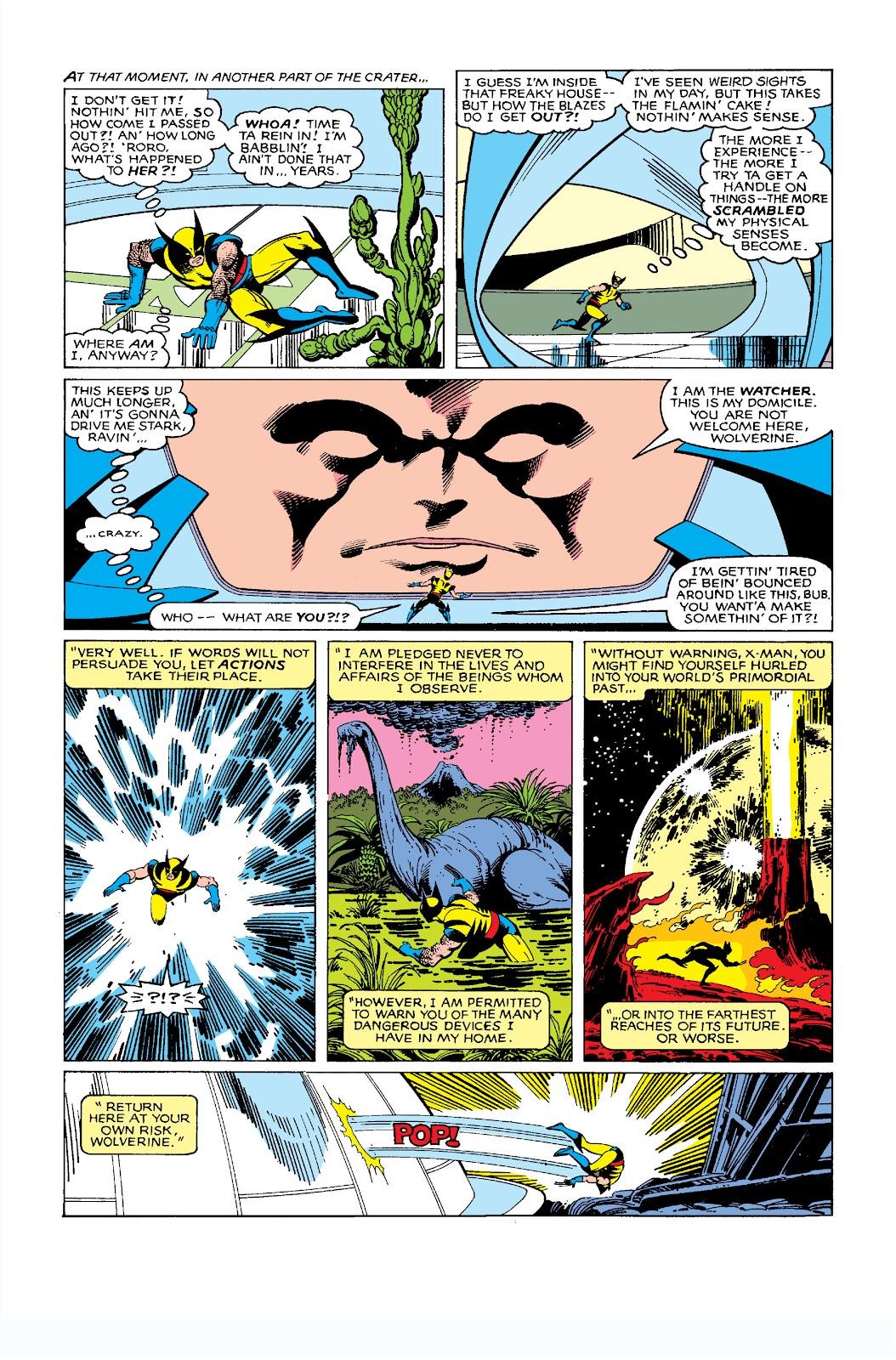 Uncanny X-Men (1963) issue 137 - Page 21