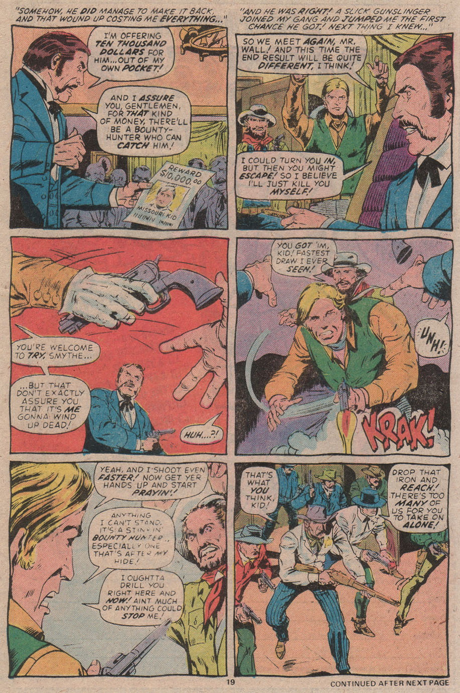 The Rawhide Kid (1955) issue 148 - Page 20