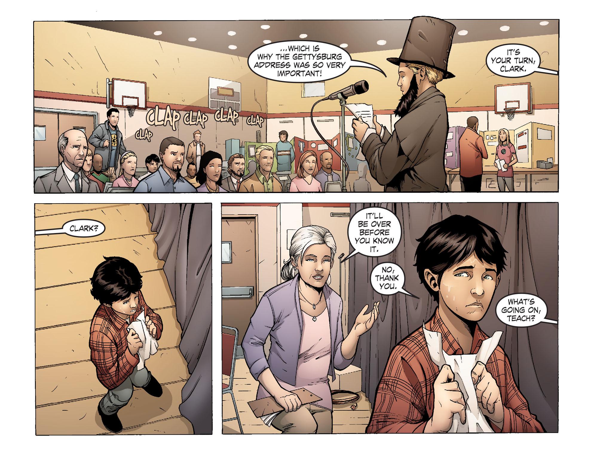 Read online Smallville: Alien comic -  Issue #1 - 3