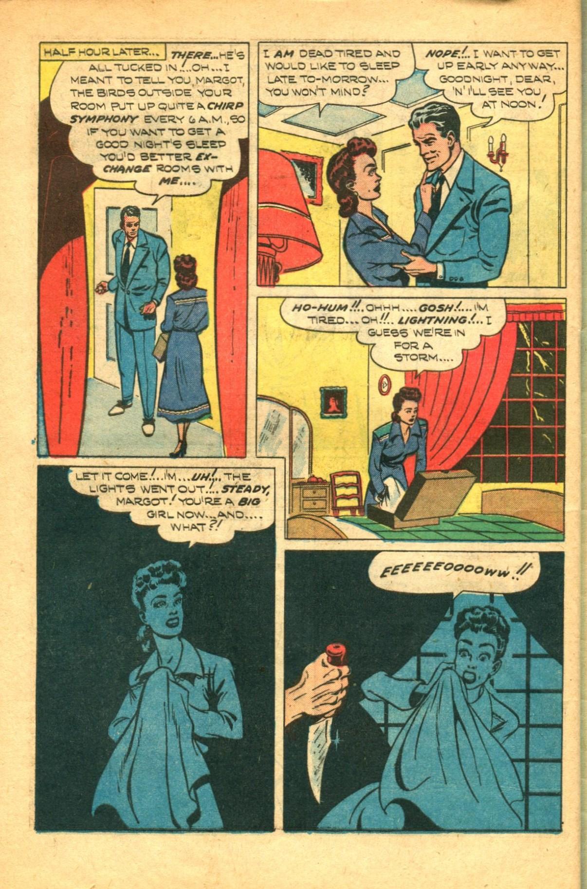 Read online Shadow Comics comic -  Issue #91 - 42