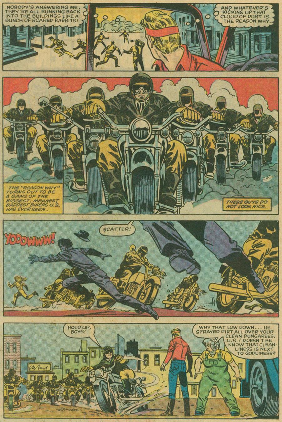 Read online U.S. 1 comic -  Issue #6 - 14