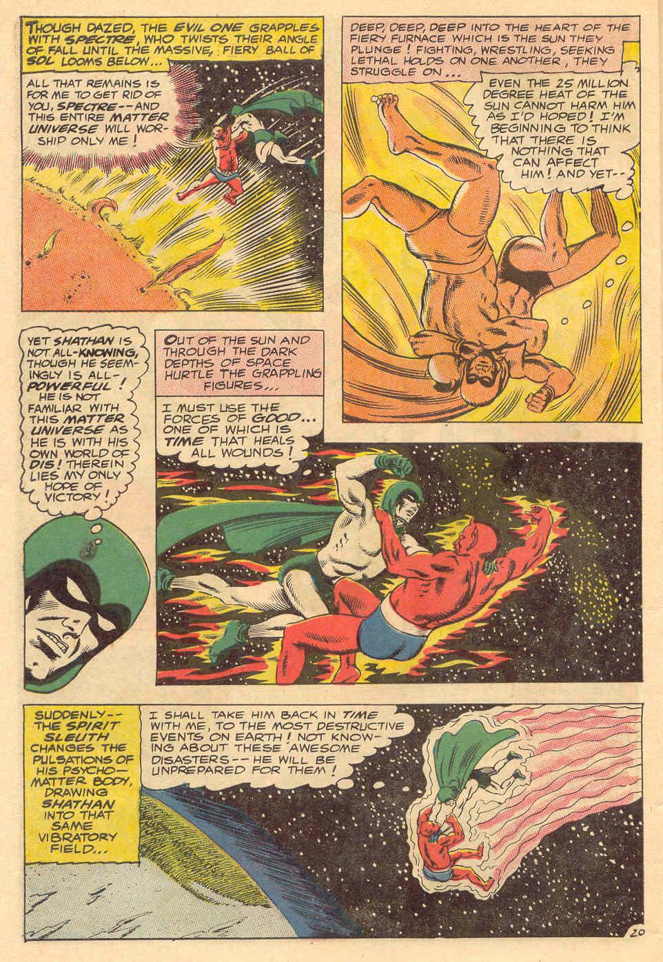 Read online Adventure Comics (1938) comic -  Issue #492 - 93