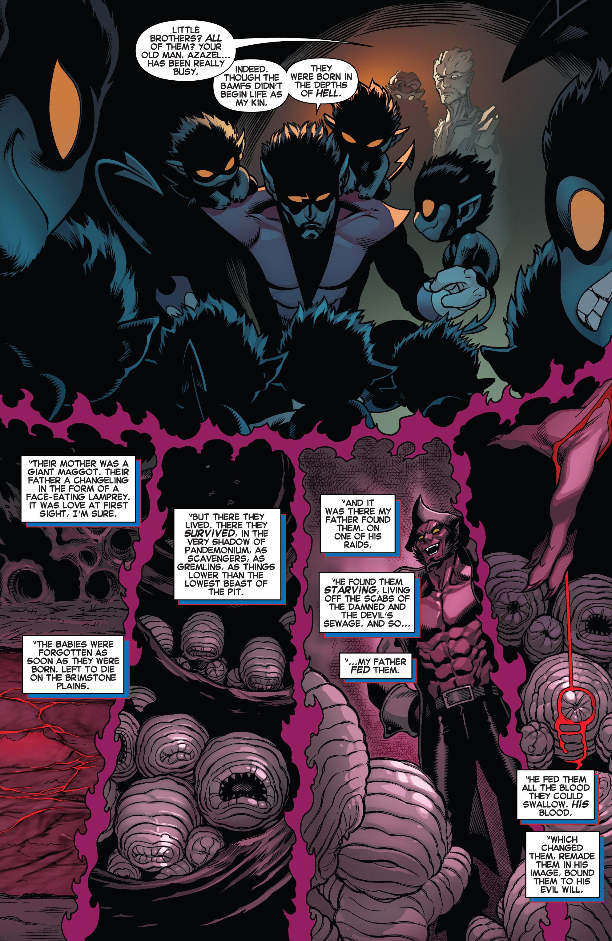 Read online Amazing X-Men (2014) comic -  Issue #4 - 15