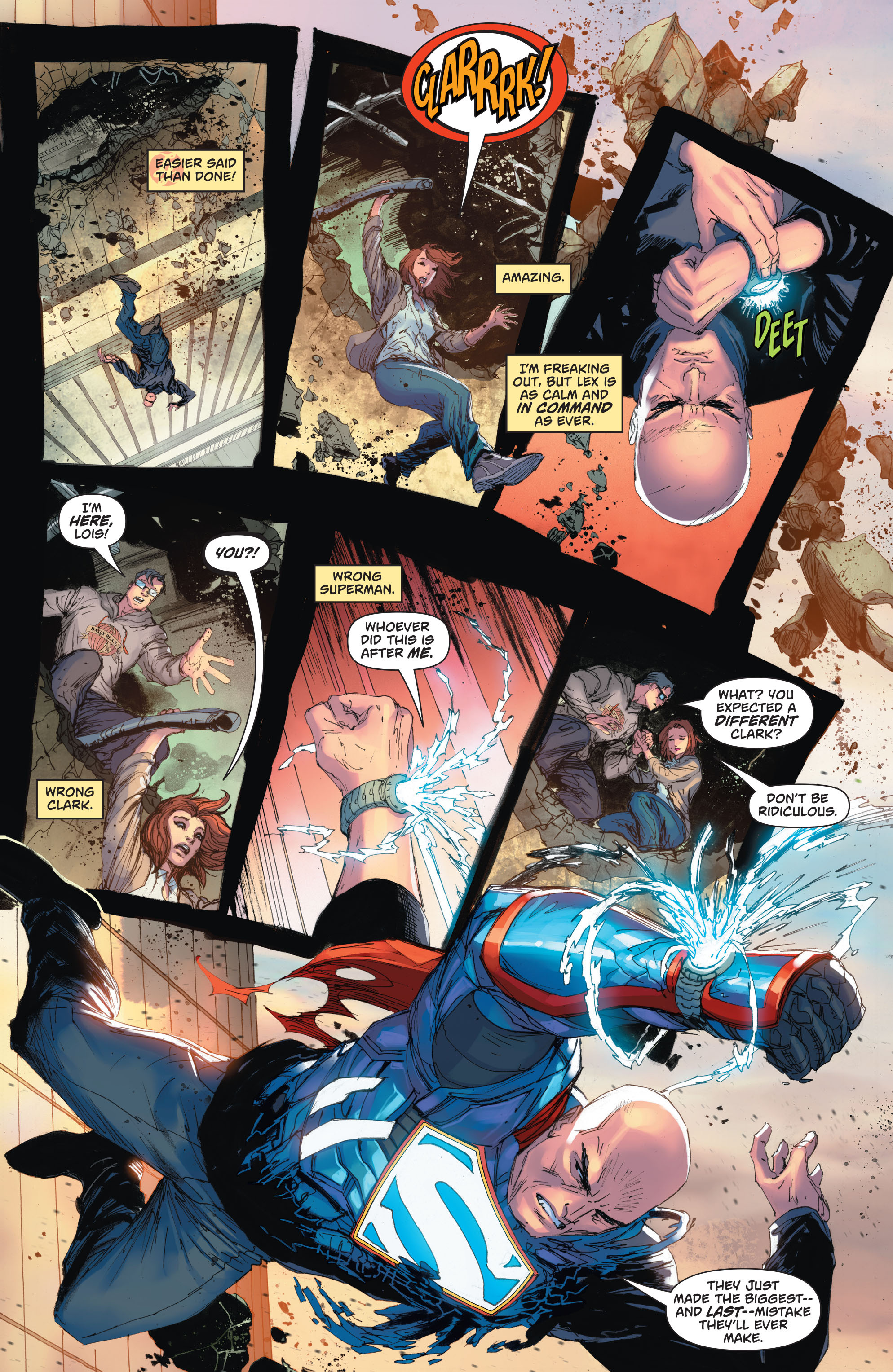 Read online Action Comics (2016) comic -  Issue #967 - 16