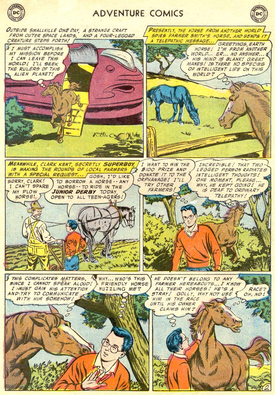 Read online Adventure Comics (1938) comic -  Issue #230 - 4