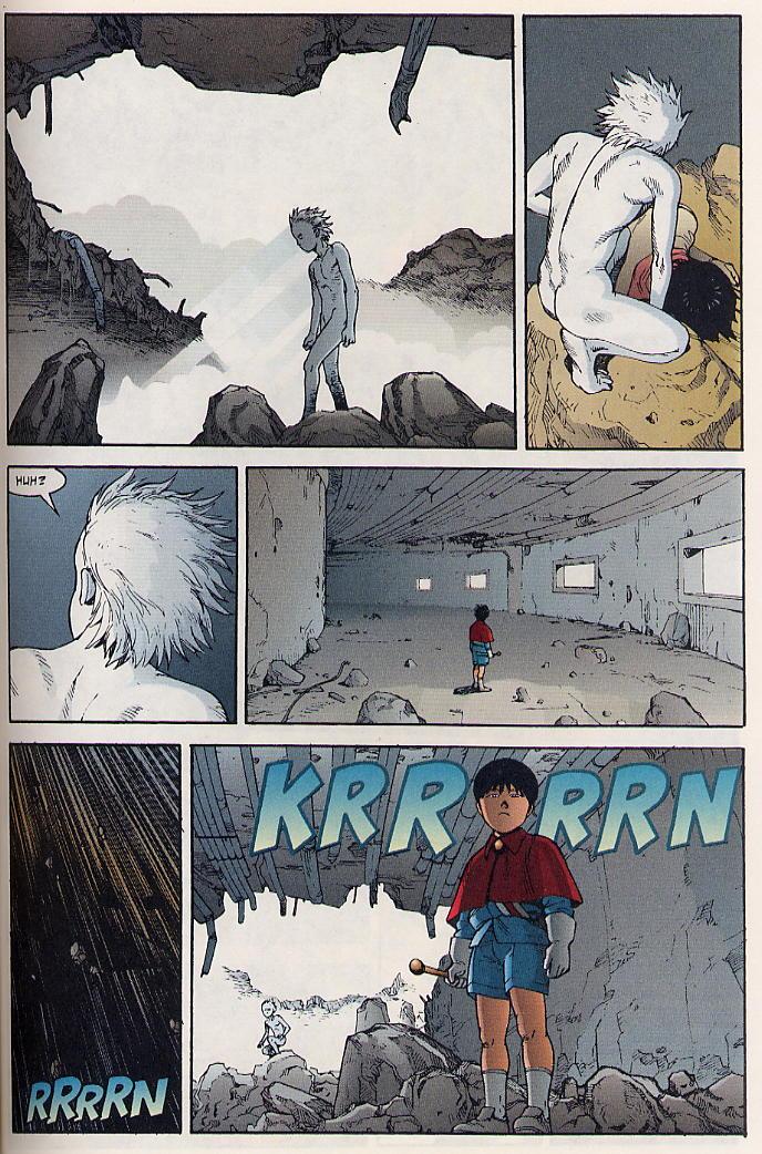 Read online Akira comic -  Issue #32 - 28