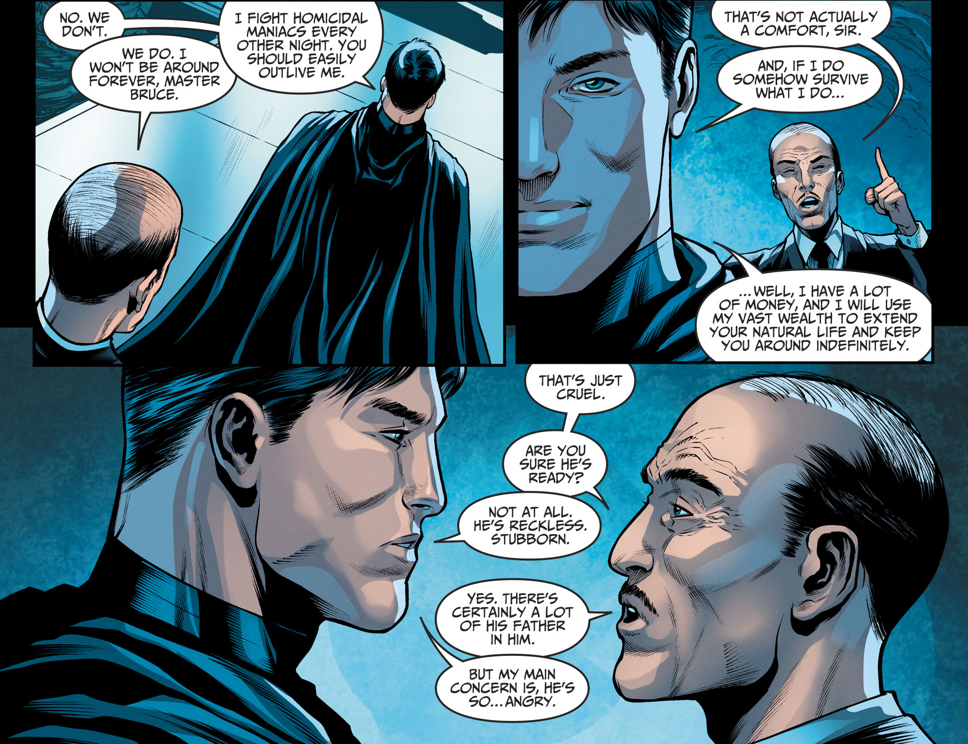 Read online Injustice 2 comic -  Issue #8 - 6