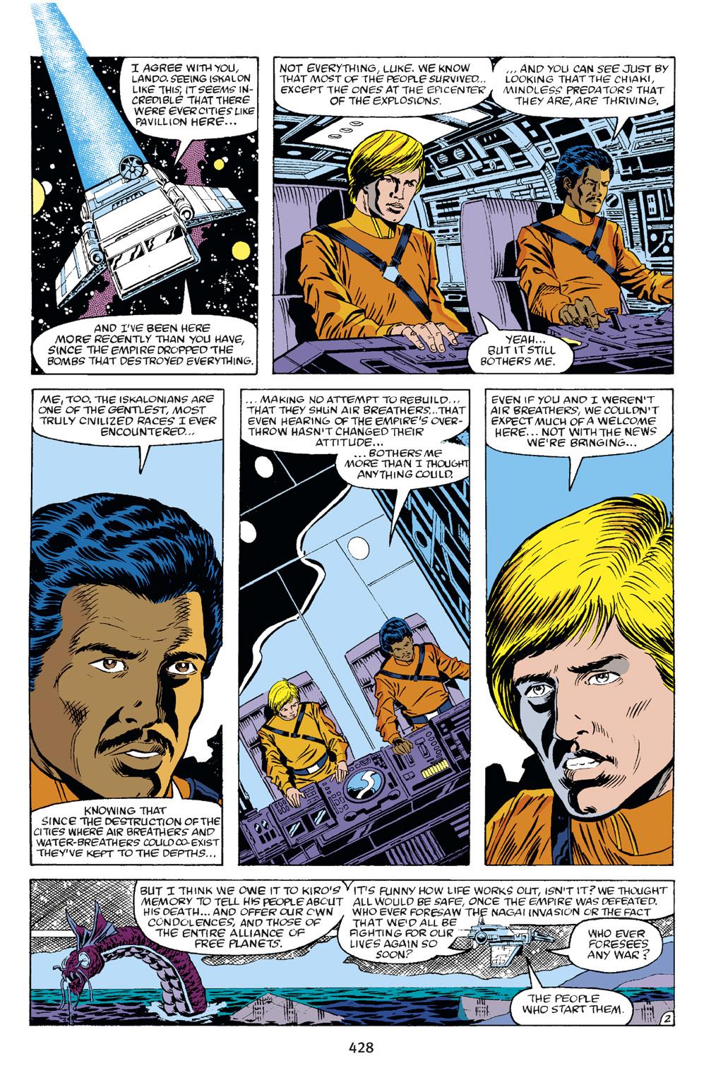 Read online Star Wars Omnibus comic -  Issue # Vol. 21.5 - 154