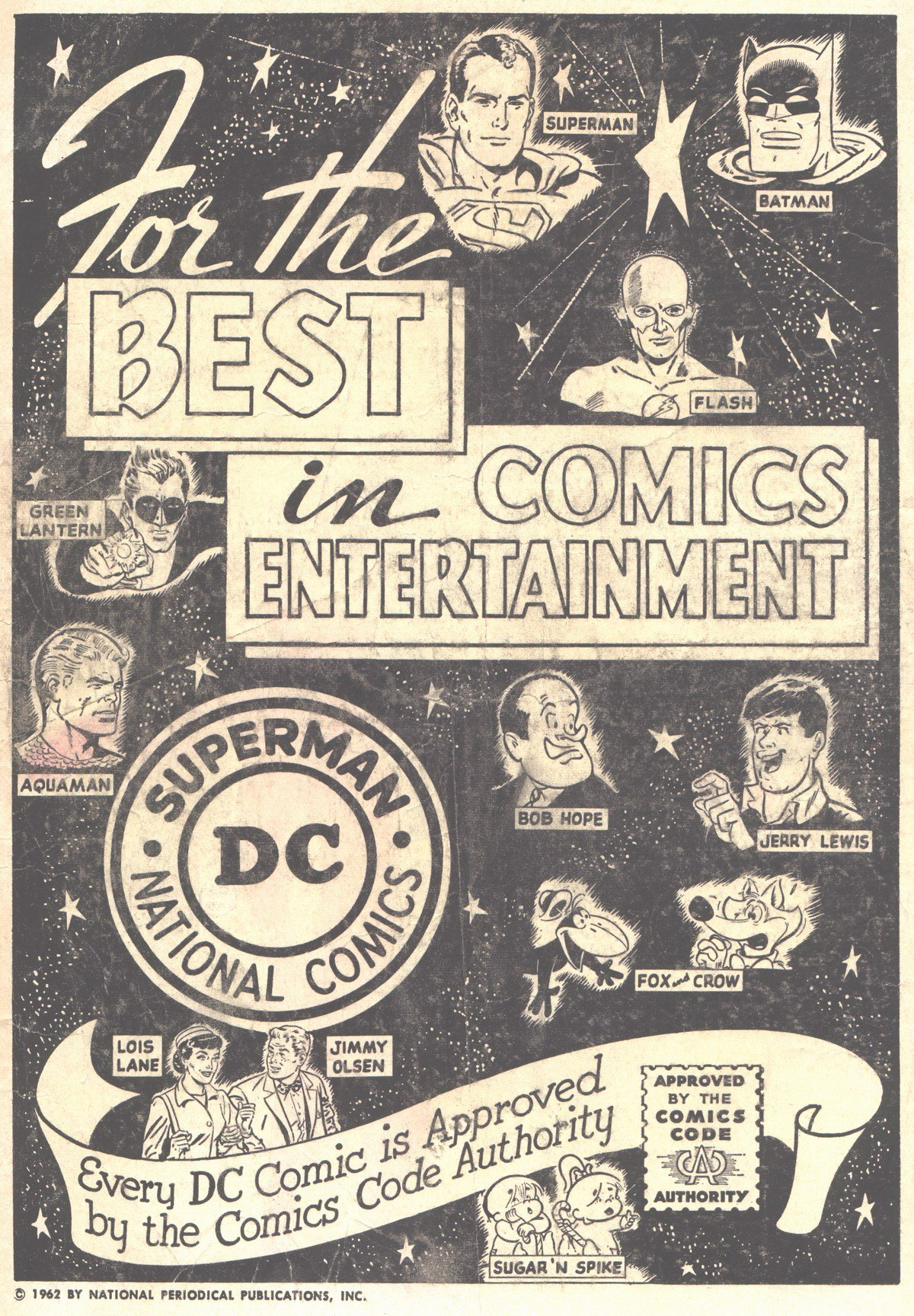 Read online Action Comics (1938) comic -  Issue #290 - 2