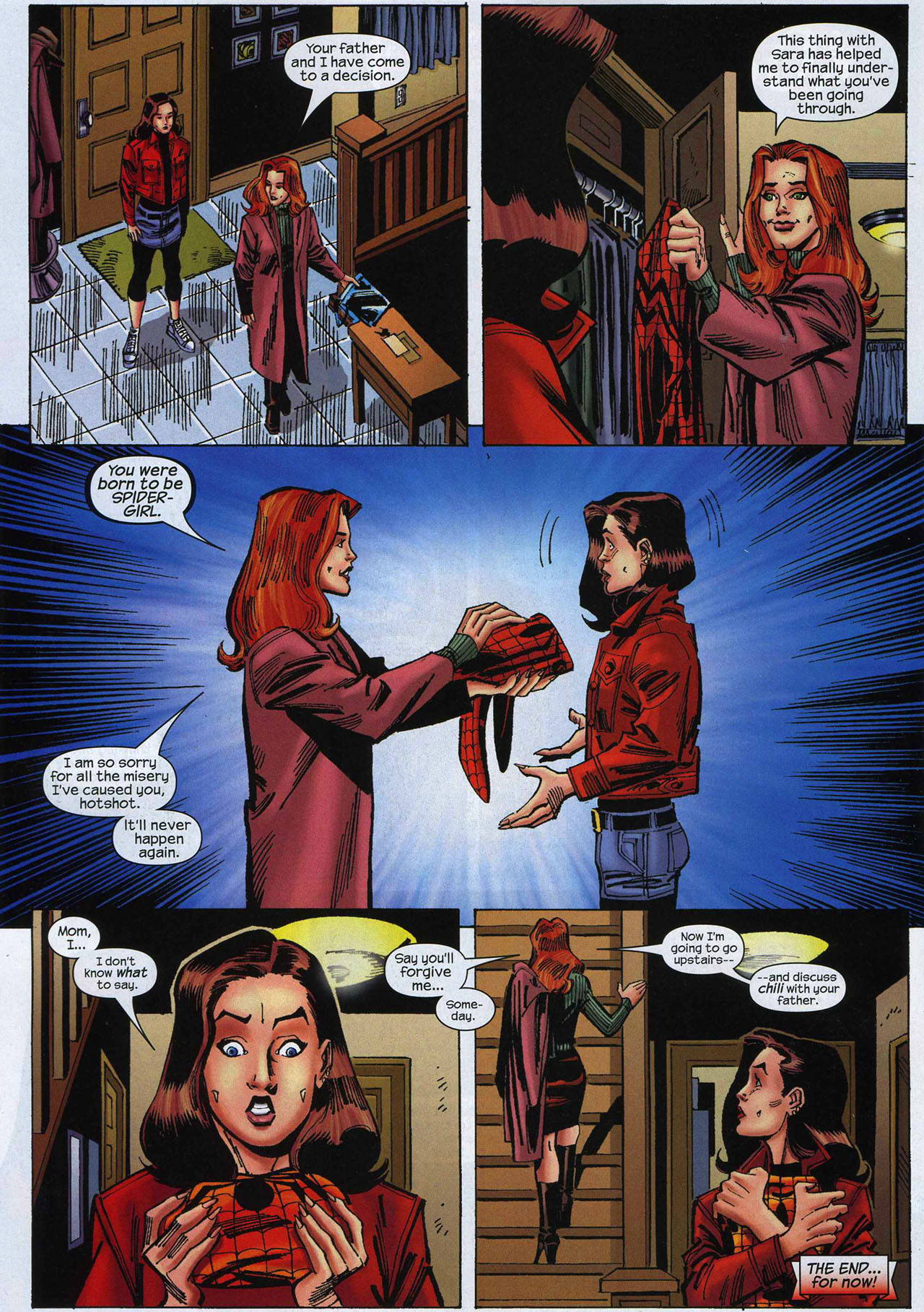 Amazing Spider-Girl 8 Page 23