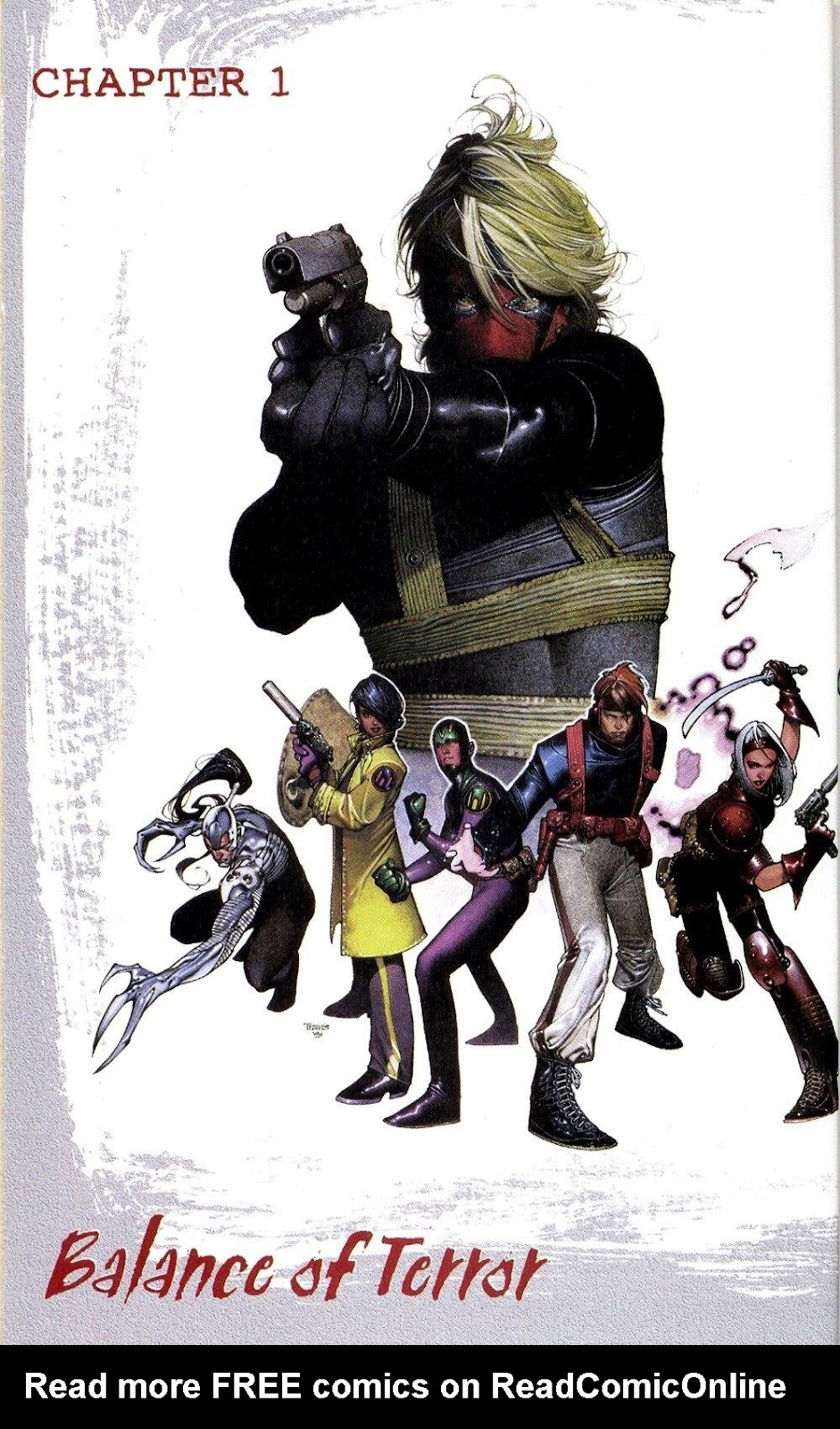 Wildcats (1999) Issue #1 #2 - English 1