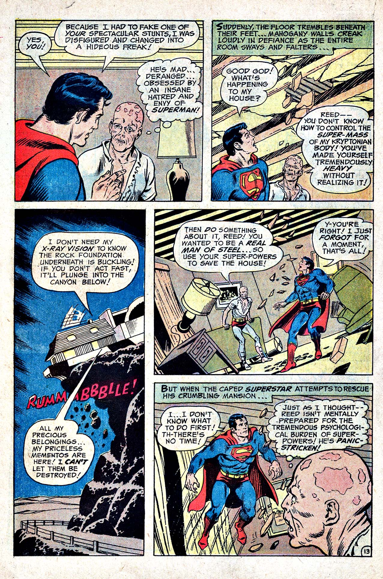 Read online Action Comics (1938) comic -  Issue #414 - 19