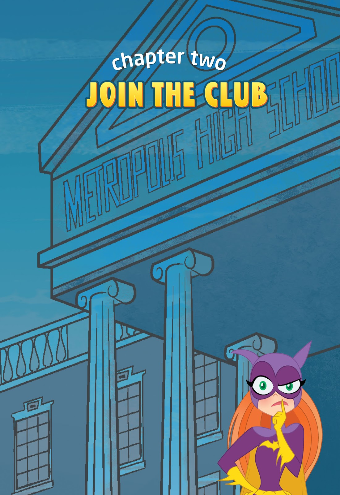 Read online DC Super Hero Girls: At Metropolis High comic -  Issue # TPB - 26