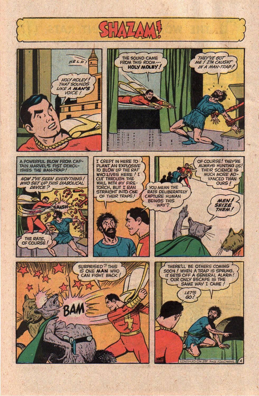 Read online Shazam! (1973) comic -  Issue #21 - 6