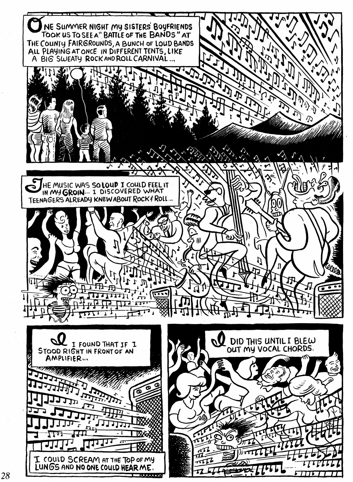 Drawn & Quarterly (1990) issue 7 - Page 30