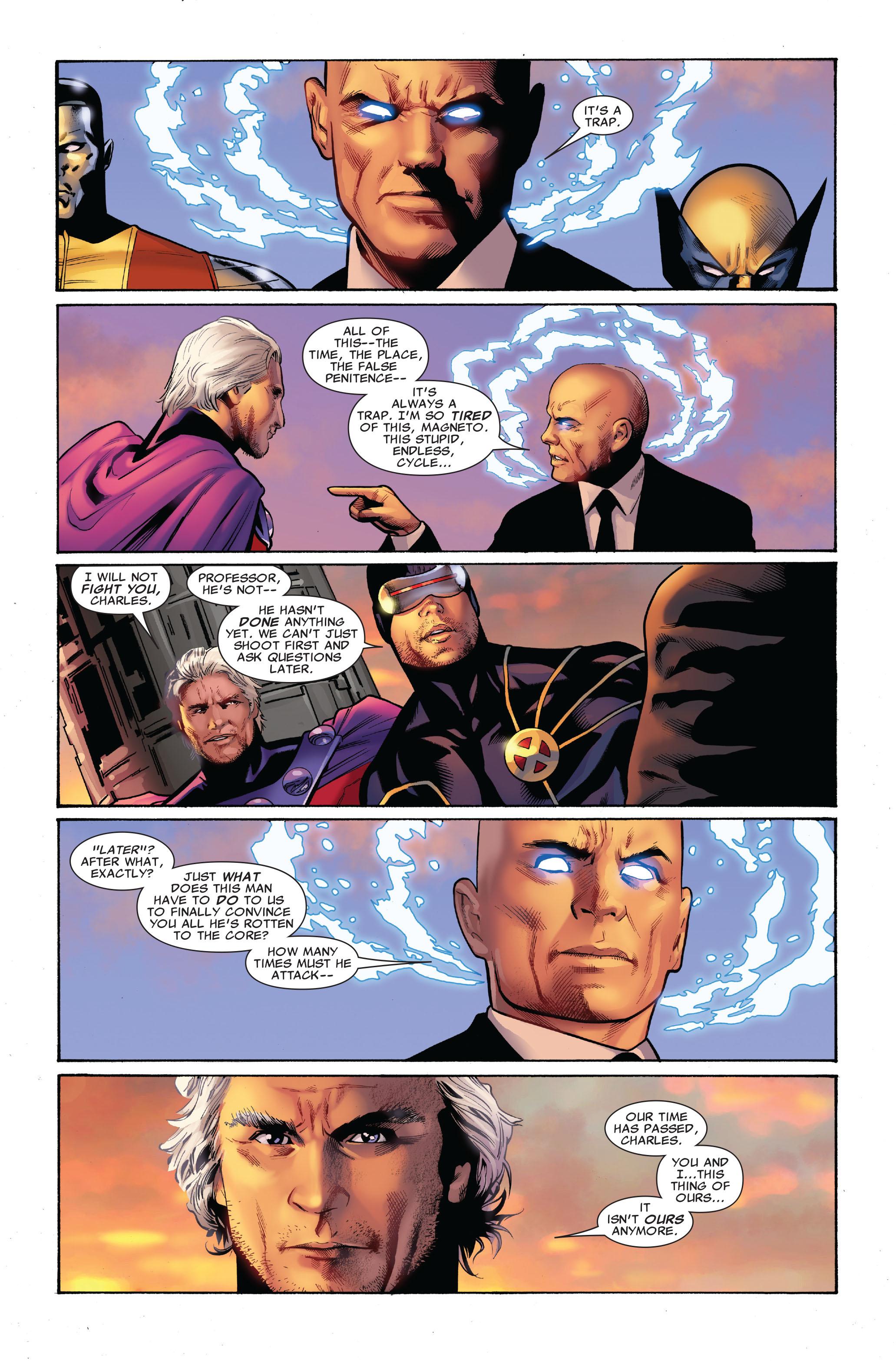 Read online Uncanny X-Men (1963) comic -  Issue #516 - 8