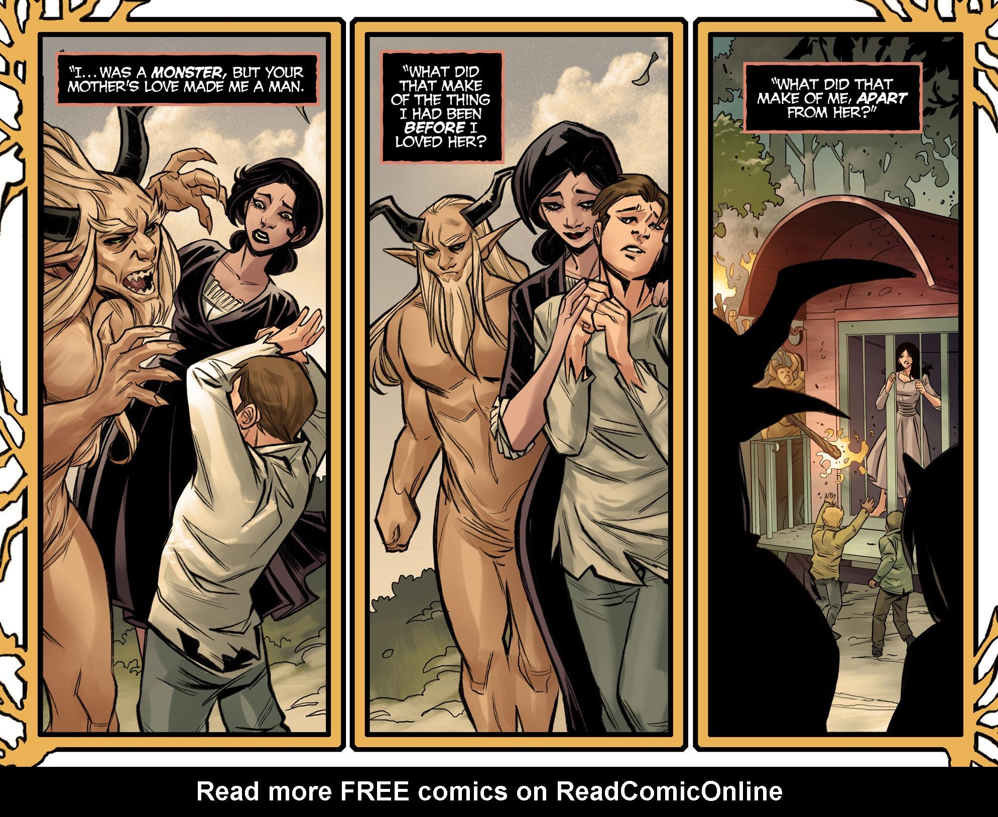 Read online DC Comics: Bombshells comic -  Issue #96 - 16
