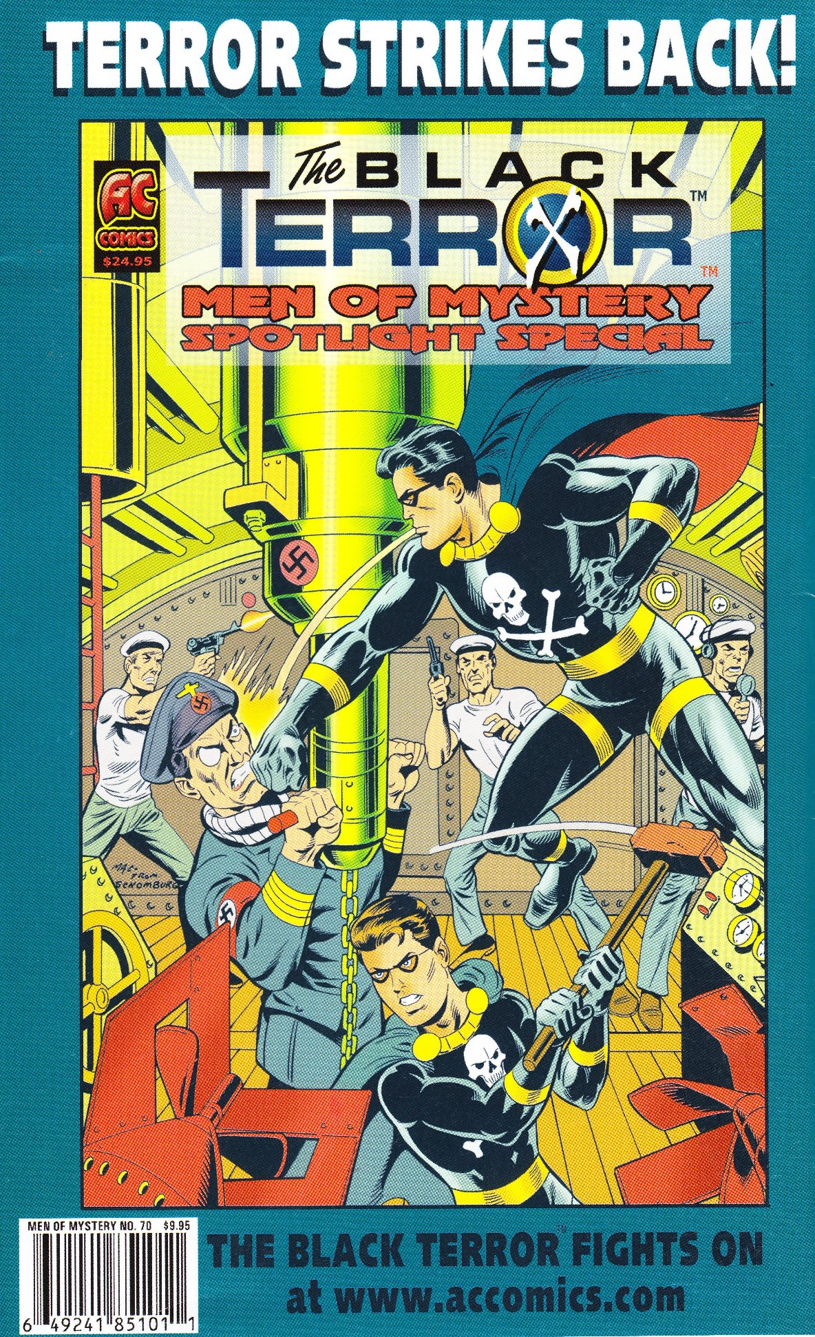 Read online Men of Mystery Comics comic -  Issue #70 - 68