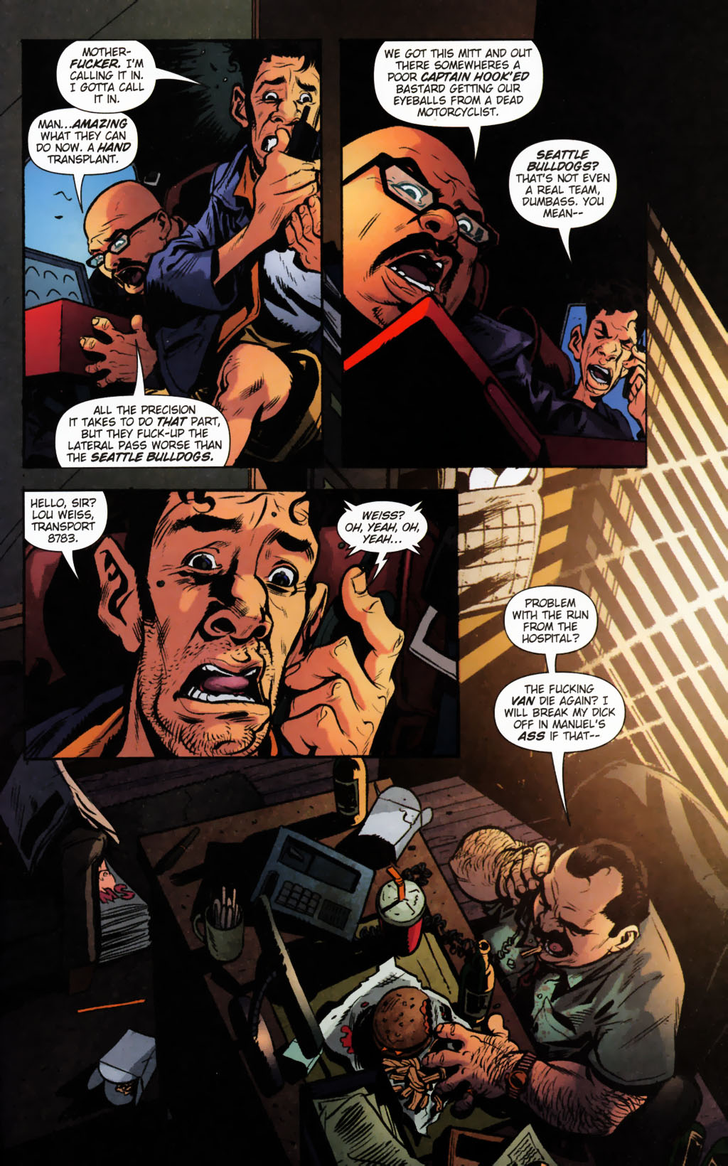 Read online Caper comic -  Issue #9 - 20